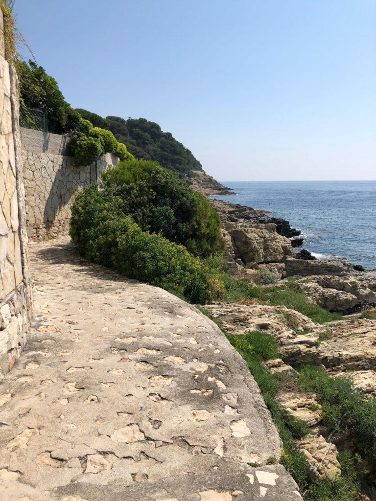 Balade Saint Jean Cap Ferrat