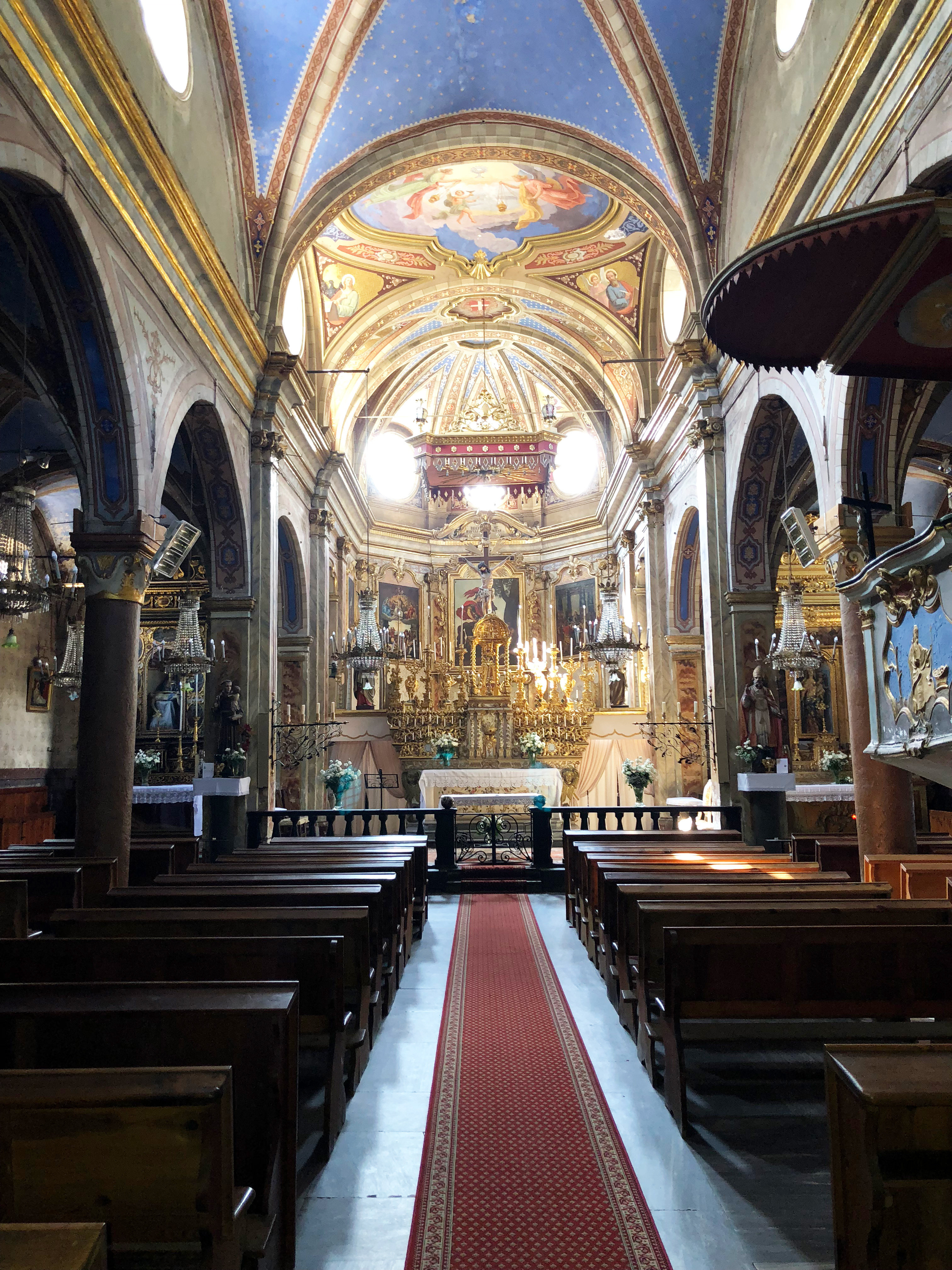 Eglise de La Brigue