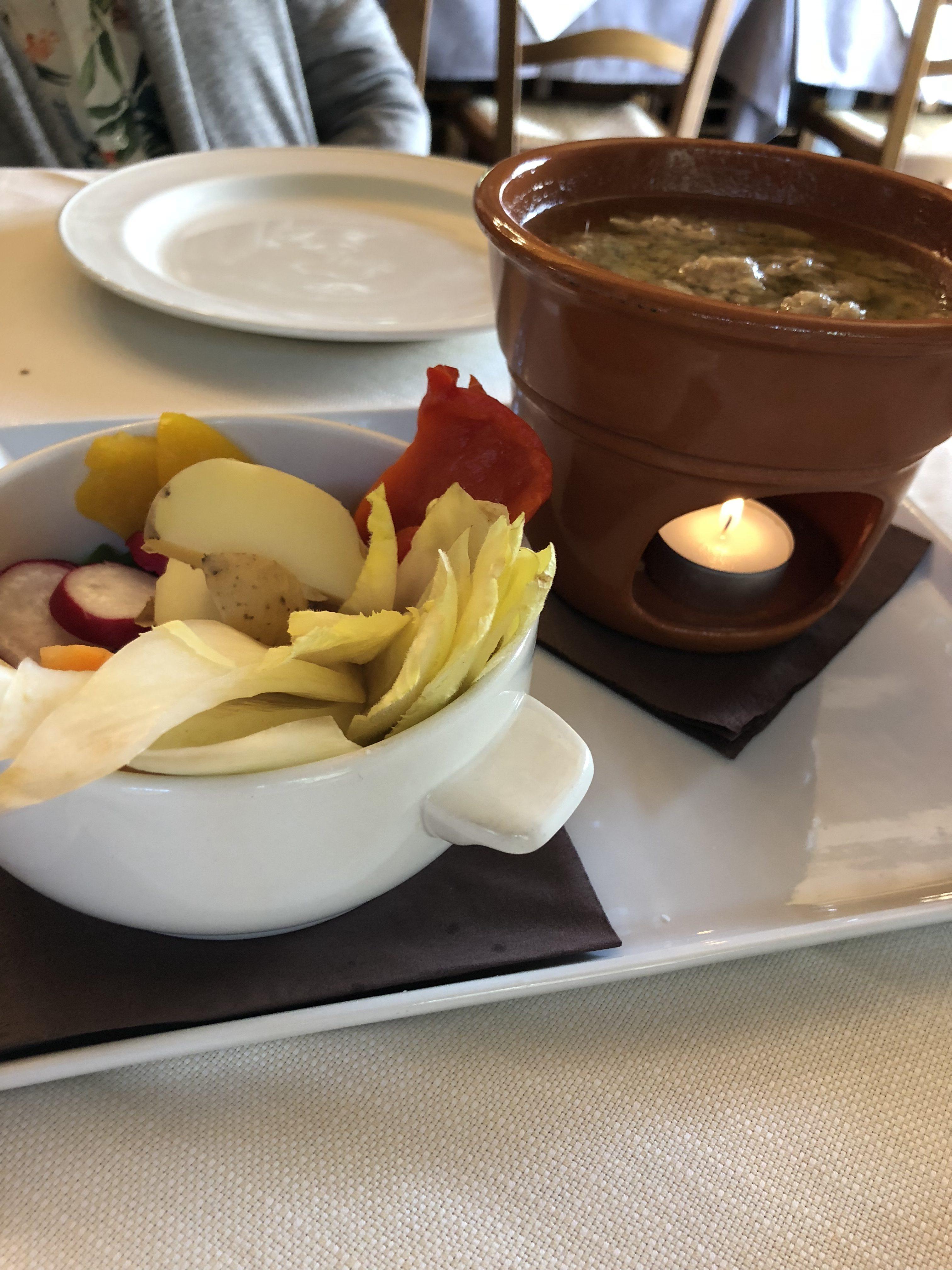 Entrée hotel restaurant le Chamois d'or Casterino