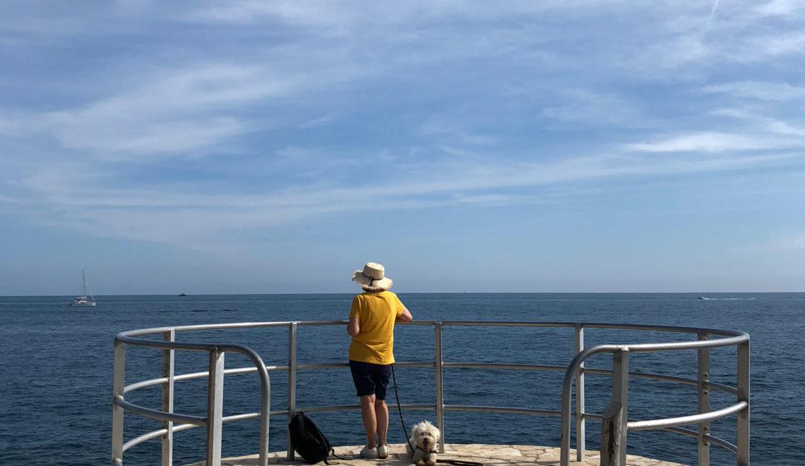 Balade tonique autour du Cap d'Antibes