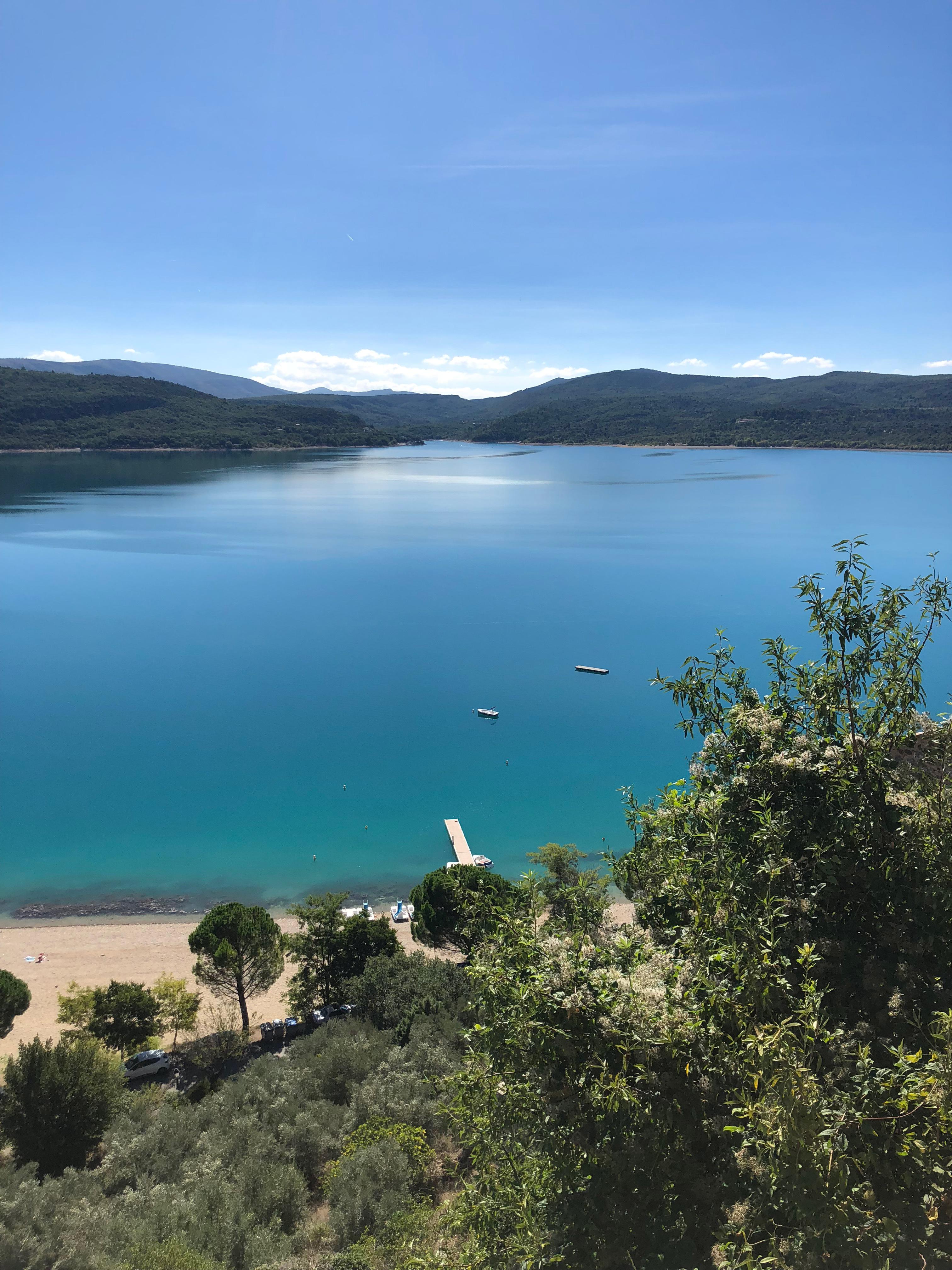 Lac de Sainte Croix Verdon