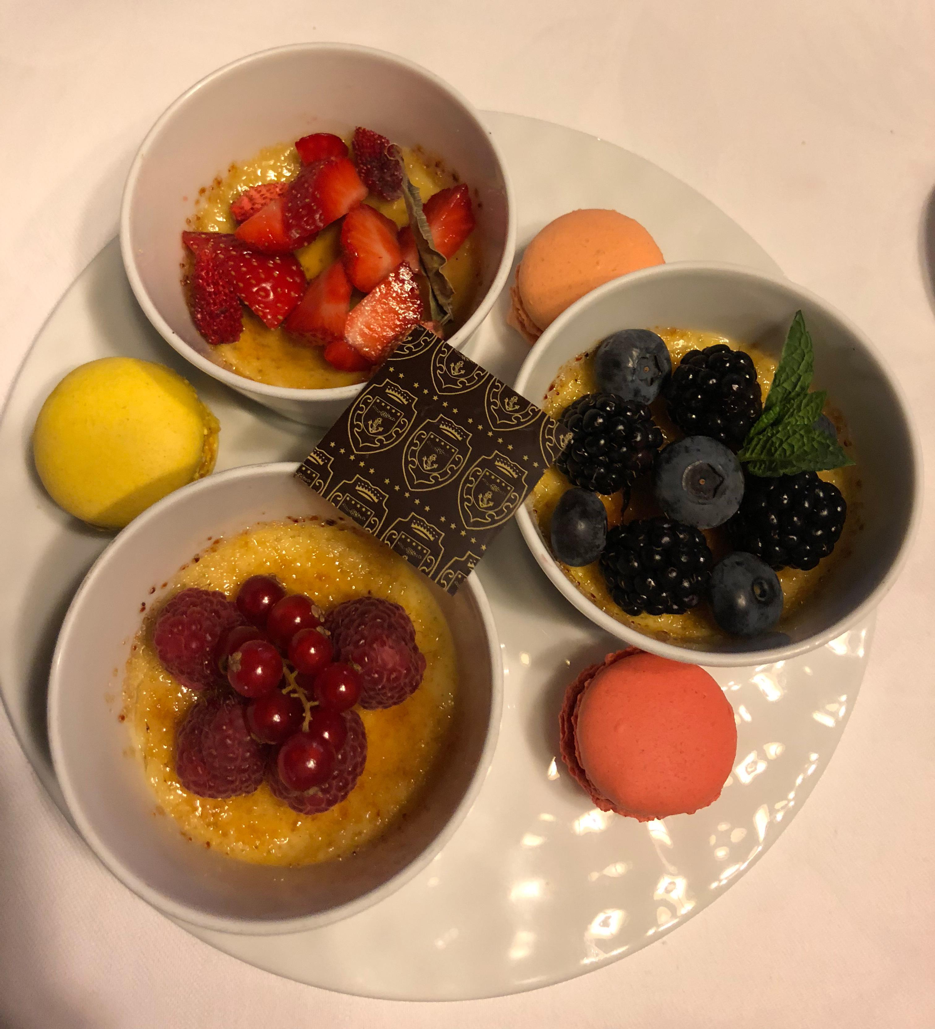 Club de Cavalière Dessert