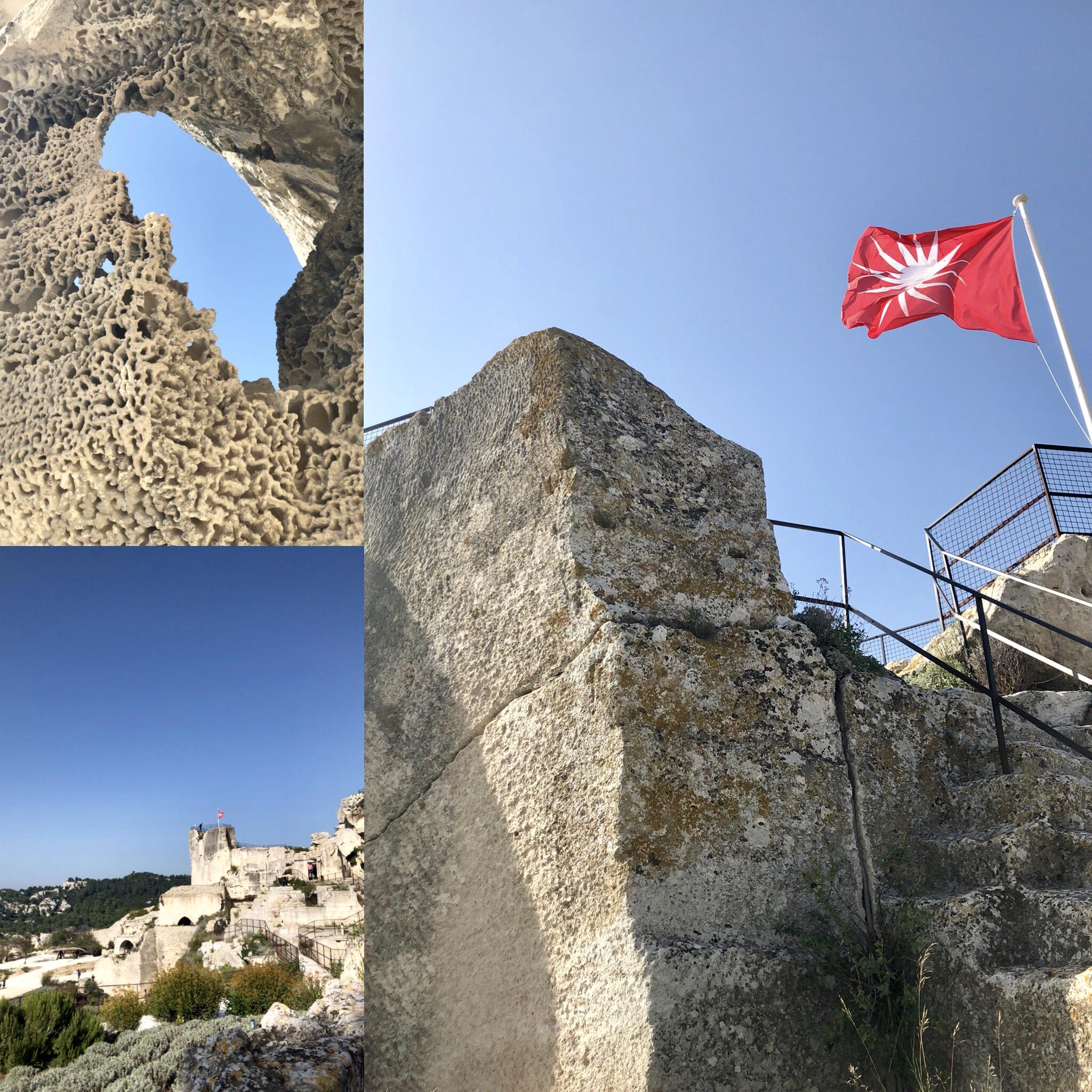 Les Baux de Provence Château