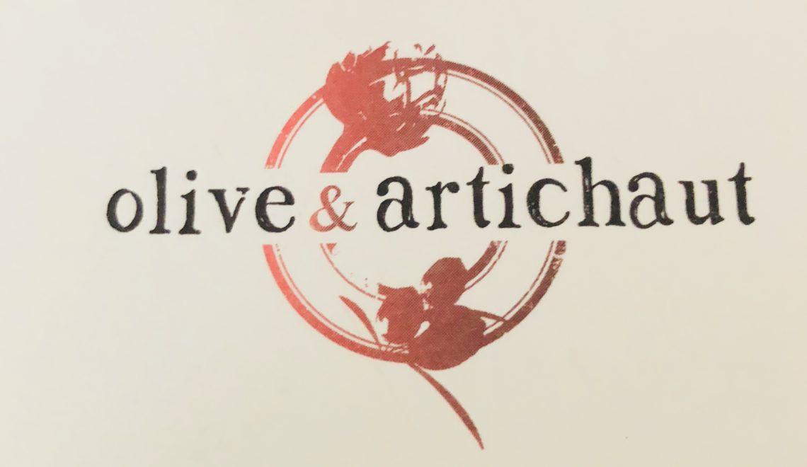 Déjeuner chez Olive et Artichaut