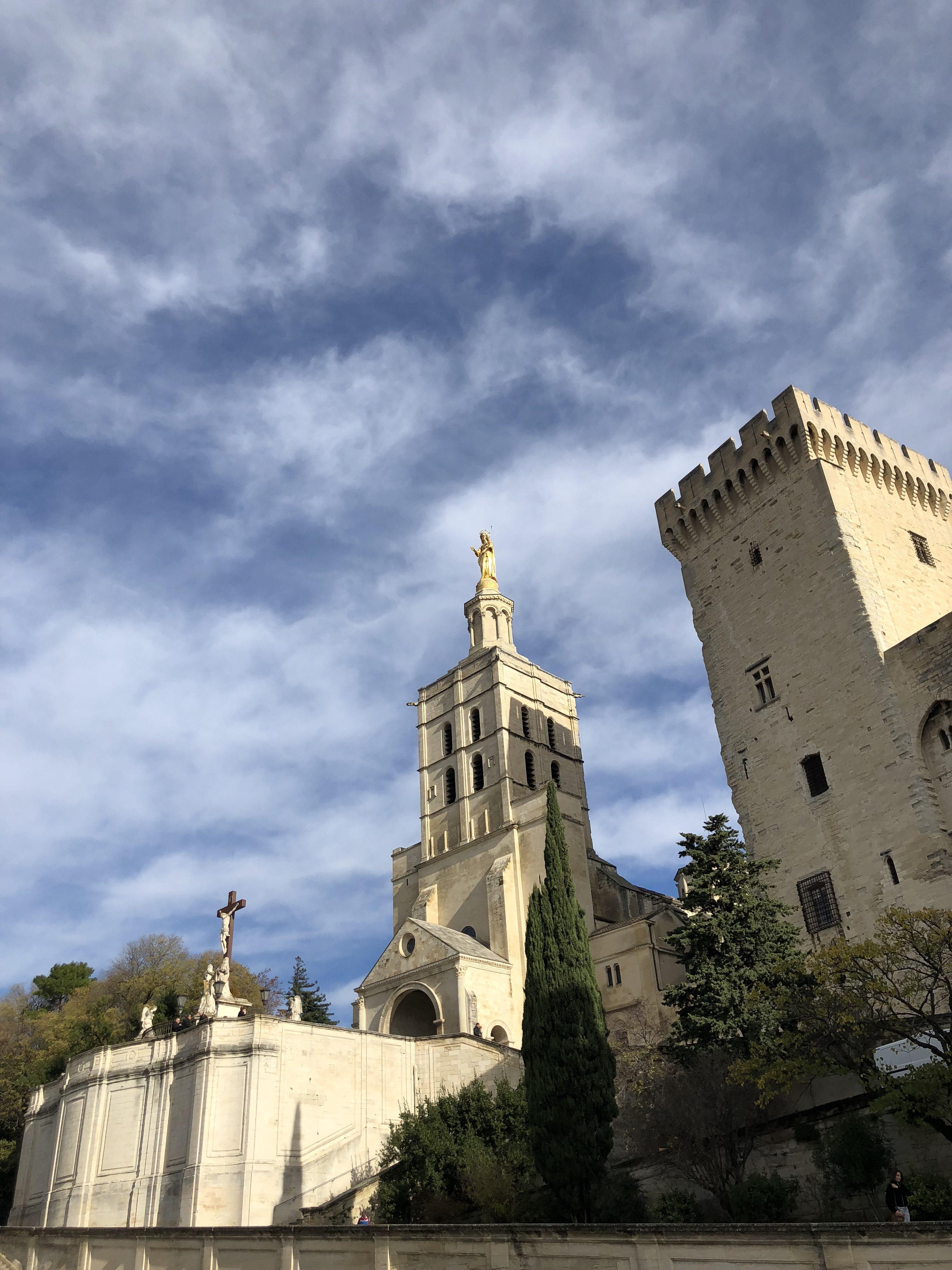 Palais des Papes Eglise