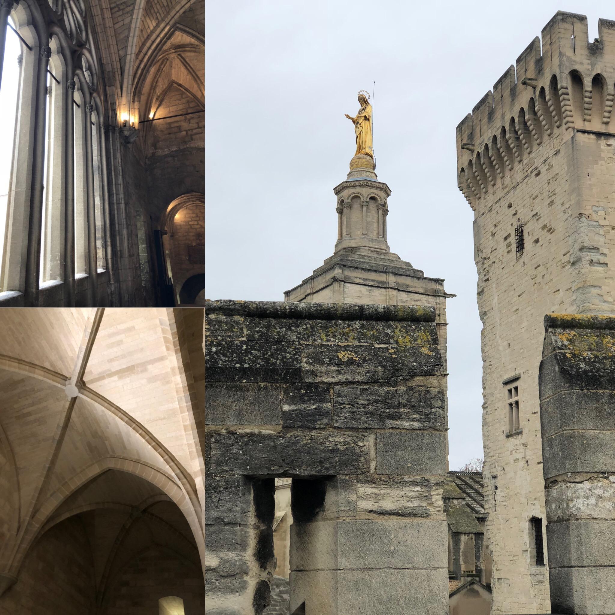 Visite Palais des Papes Avignon