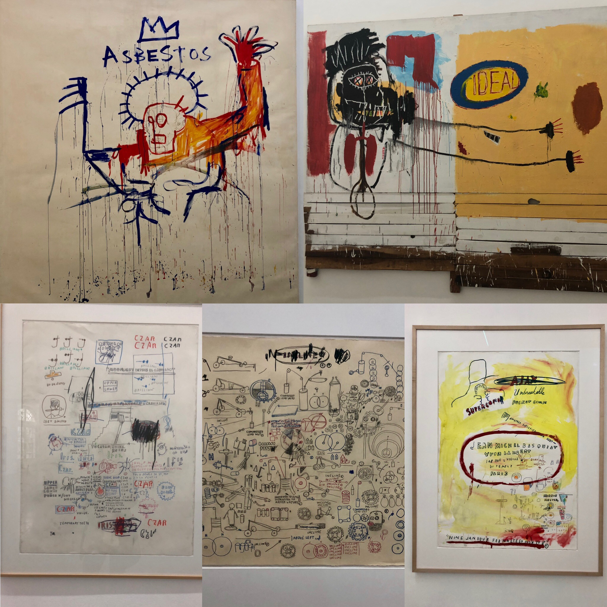 Collection Lambert Avignon Basquiat