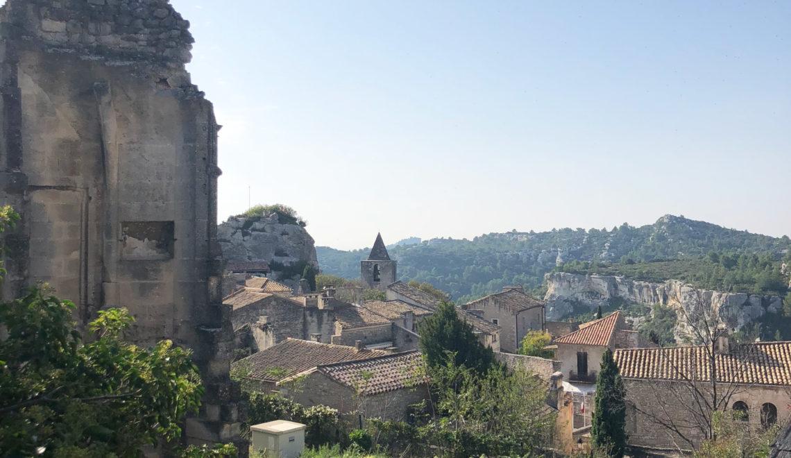 Les Baux de Provence et la Camargue